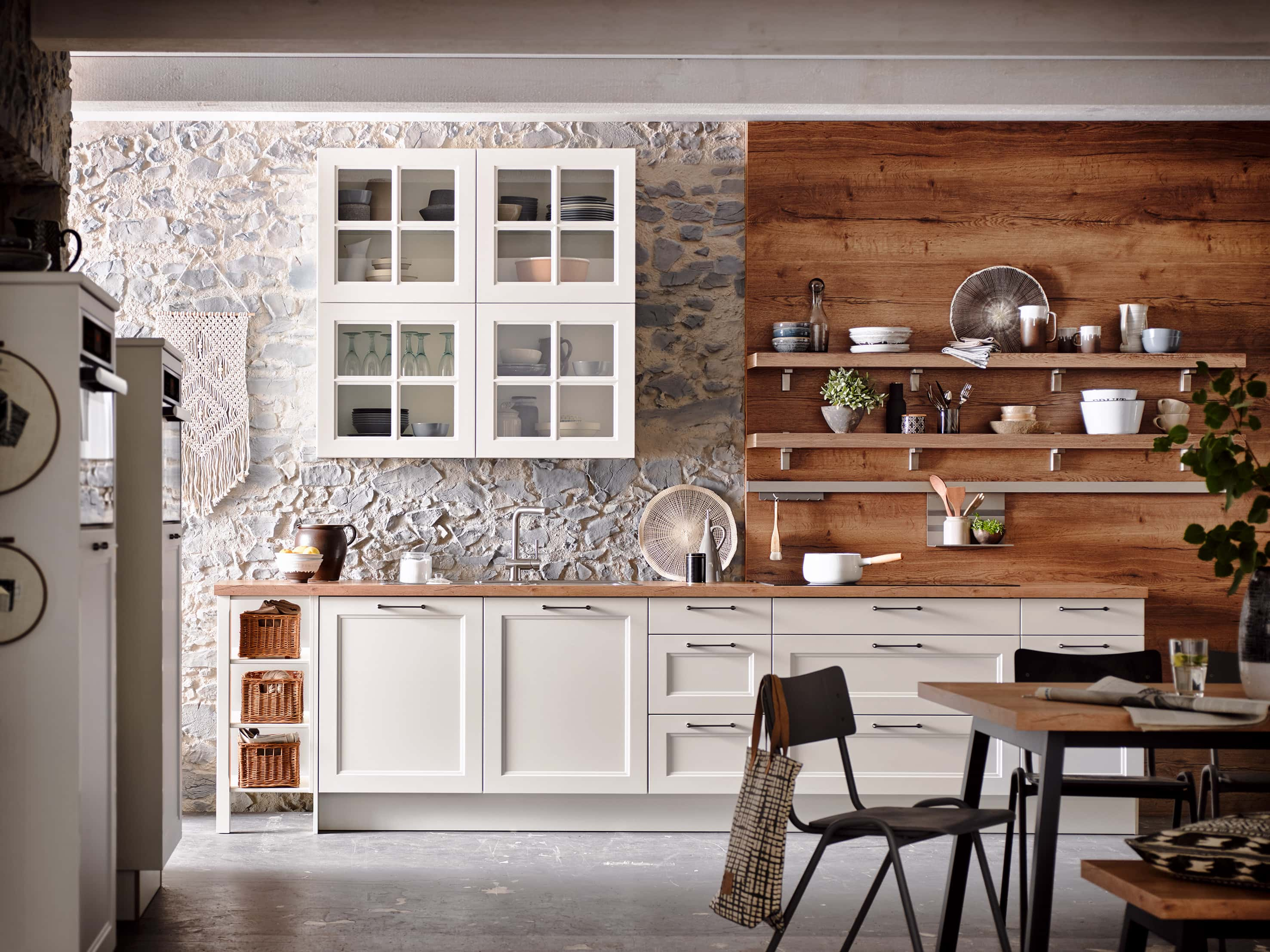 Traditional Furniture Company Style Kitchen