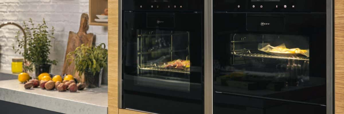 NEFF Kitchen Double Oven